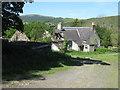 NT3436 : Derelict Farmhouse at Haugh-head by M J Richardson