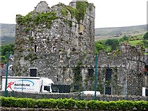 J1811 : Taaffe's Castle - a 16thC Tower House at Carlingford by Eric Jones