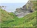 SM8633 : Pwllstrodur Bay by Alan Hughes