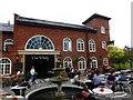 SJ8397 : The Wharf public house by Bob Harvey
