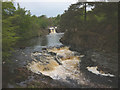 NY9027 : Low Force, River Tees by Karl and Ali