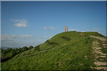 ST5138 : Glastonbury Tor by Brian Deegan