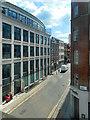 TQ2981 : Whitfield Street W1 by Des Blenkinsopp