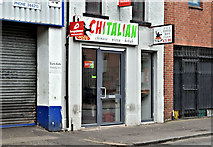 "J3373 : ""Chitalian"", Belfast (May 2017) by Albert Bridge"