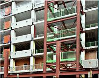 J3373 : Windsor House redevelopment, Belfast - May 2017(10) by Albert Bridge