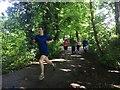 SU8979 : Runners at Maidenhead parkrun by Graham Hogg