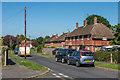 TQ1456 : Pound Crescent by Ian Capper
