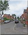 SK5837 : West Bridgford: Epperstone Road by John Sutton