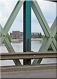 SK5838 : East from Lady Bay Bridge by John Sutton