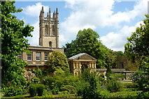 SP5206 : Oxford Botanical Garden by Jonathan Billinger