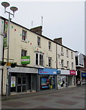 SS9079 : Thomson travel agents in Bridgend town centre by Jaggery