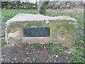 SU5692 : Stone near the Beech Tree by Bill Nicholls