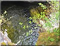 NN8871 : Pool below Ach-mhairc Bridge, Glen Tilt by Jim Barton