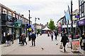 SJ5185 : Albert Road, Widnes by Bill Boaden