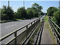 TL7287 : Bridge over Cut-off Channel by Hugh Venables
