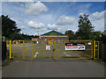 TL4568 : Travis Perkins, Cottenham by Hugh Venables