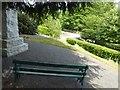 NJ6113 : View NNE from the War Memorial garden by Stanley Howe