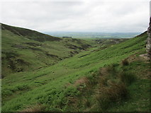 NO1805 : View from Shadow's Memorial, Lomond Hills by Bill Kasman