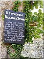 SD9772 : The Kettlewell Weather Stone by Oliver Dixon
