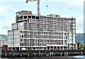 J3474 : The City Quays hotel site, Belfast - June 2017(1) by Albert Bridge