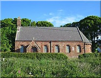 NO6744 : Episcopal Church by Anne Burgess