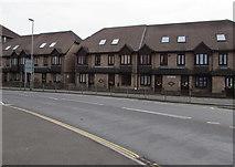 SZ6599 : Rowan Court, Southsea, Portsmouth by Jaggery