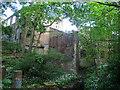 SE1936 : Back of the former Ravenscliffe Mill by Stephen Craven