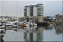 SX4854 : China House, Sutton Harbour by N Chadwick