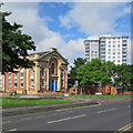 SK5839 : Sneinton Road: contrasts by John Sutton