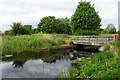 SJ5687 : Bridge over the St Helens Canal by Bill Boaden