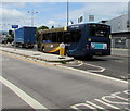 ST3188 : X24 bus, Kingsway, Newport by Jaggery