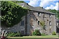 NT2286 : Old Distillery Warehouse by Robert Struthers