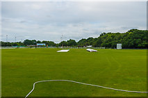 TQ4166 : Bromley Common Cricket Club by Ian Capper