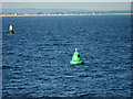 SZ6693 : Horse Elbow Starboard Marker Buoy by David Dixon