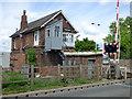 NZ2722 : Heighington signal box by Thomas Nugent