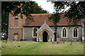 SU6179 : St.Bartholomew, Lower Basildon by Peter Trimming