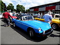 H4572 : Classic car rally Marie Curie Cancer Care, Omagh (15) by Kenneth  Allen