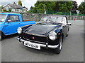 H4572 : Classic car rally Marie Curie Cancer Care, Omagh (44) by Kenneth  Allen