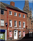 SO5140 : 5 St Peter's Street, Hereford by Stephen Richards