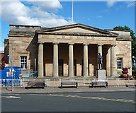 SO5139 : Shire Hall, St Peter's Square, Hereford by Stephen Richards