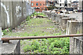 J3373 : Potential development site, Posnett Street, Belfast - June 2017(2) by Albert Bridge