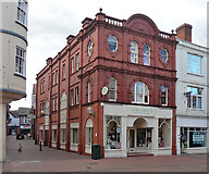SO5140 : 7 Commercial Street, Hereford by Stephen Richards