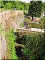 SJ2043 : Pentrefelin aqueduct by Stephen Craven