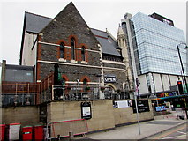 ST1876 : Chapel 1877 Bar & Restaurant in Cardiff city centre by Jaggery