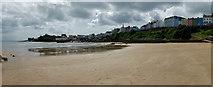 SN1300 : Tenby North beach by Steve  Fareham