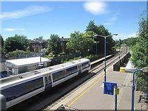 TQ1585 : Sudbury Hill Harrow station by John Slater