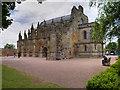NT2763 : Rosslyn Chapel by David Dixon