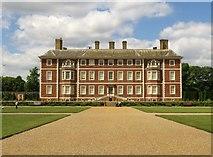 TQ1773 : The rear of Ham House by Steve Daniels