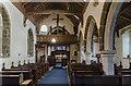 TF3666 : Interior, St Michael and All Angels church, Mavis Enderby by Julian P Guffogg
