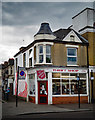 TQ3789 : Salvation Army thrift shop, Walthamstow by Julian Osley